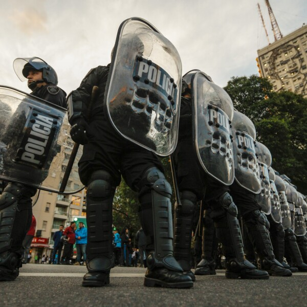 ARGENTINA-OPPOSITION-PROTEST