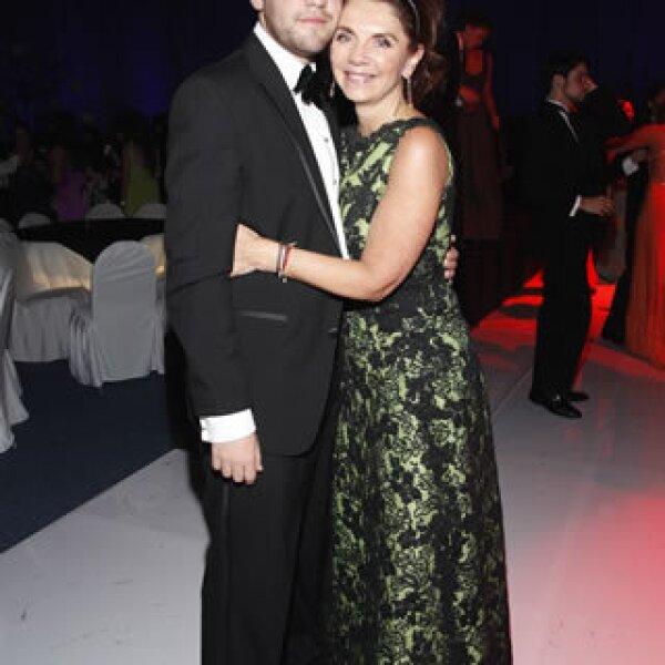 Jorge García y Lisette Trepaud
