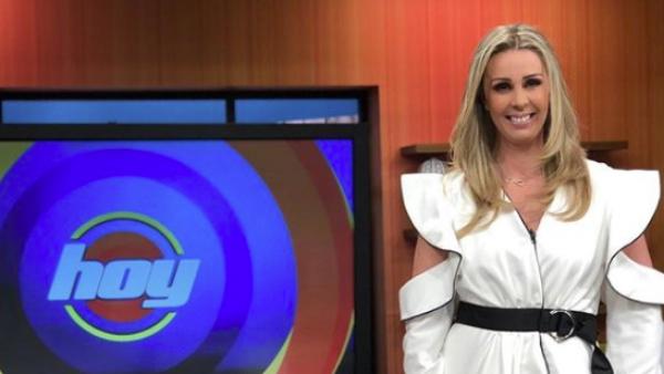"""Atala Sarmiento en """"Hoy"""""""
