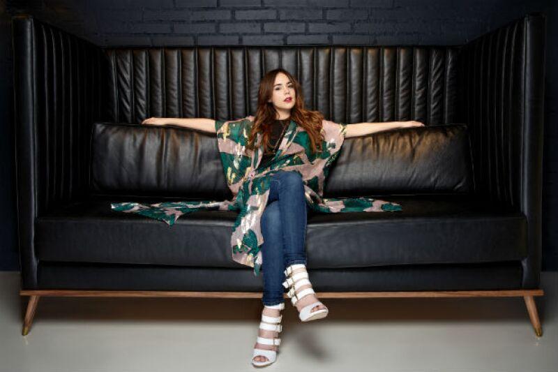 Studio Roca fue el escenario ideal para las fotos de Camila Sodi para Revista Quién.