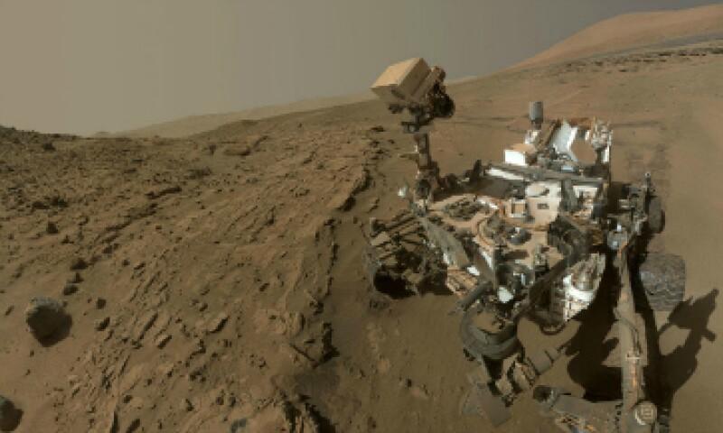 La información del Curiosity y otros rovers alimenta la base de datos de MarsTrek. (Foto: Getty Images/Archivo)