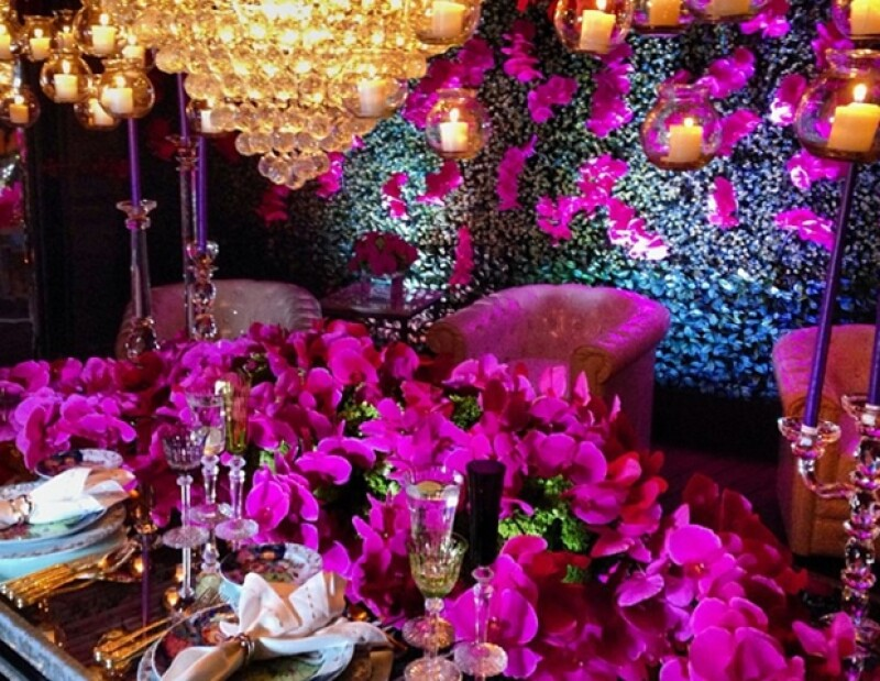 Jaime González dentro de González-Helfon ha creado un concepto espectacular en bodas que se ha convertido en un must para los famosos.