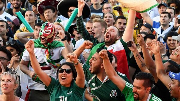 México en el Mundial
