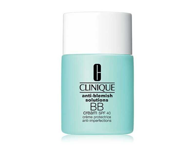 Clinique Anti Blemish BB Cream SPF 40. 560 pesos. clinique.com.mx