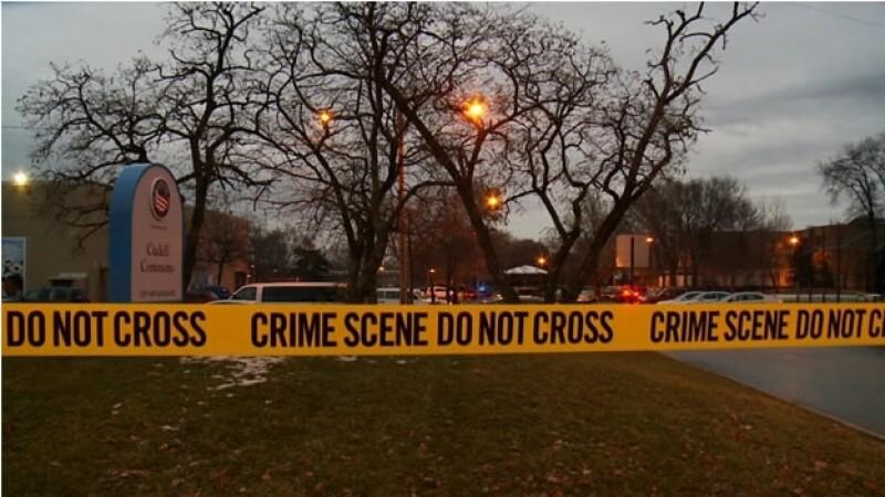 Cleveland tiroteo menor 12 años policía arma juguete