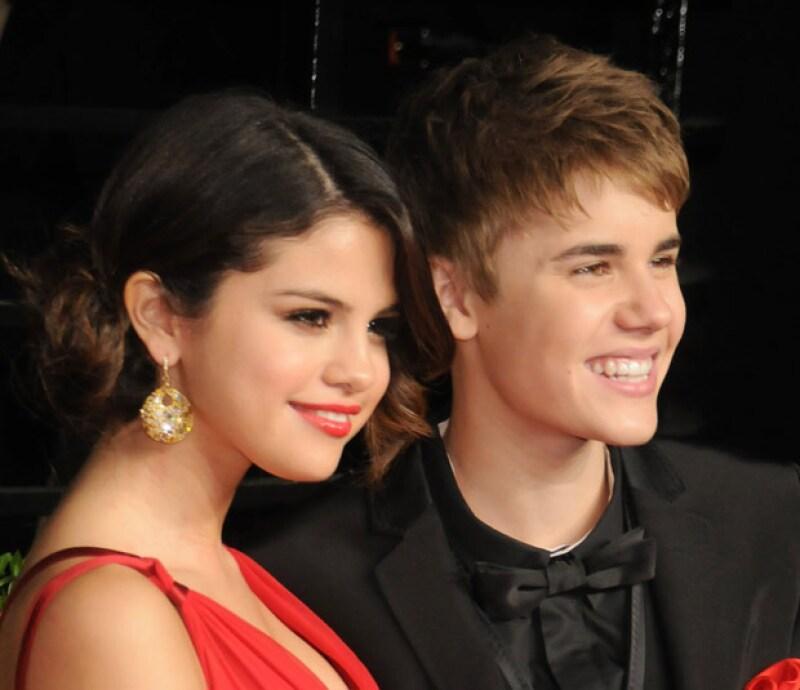 La pareja estuvo junta de 2010 a 2013, y parece que nuevamente está dispuesta a retomar su relación