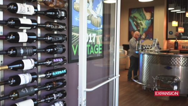 Catas de vino virtual en California para lidiar con el encierro de la COVID-19