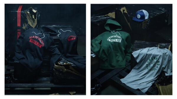 Nike Stranger Things collection