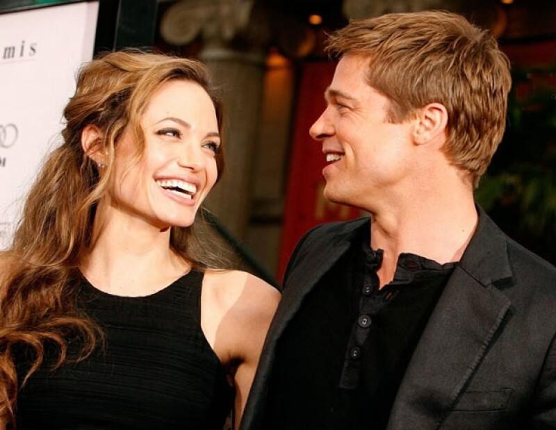 Angelina y Brad se casaron el pasado 22 de agosto en una ceremonia privada en Francia.