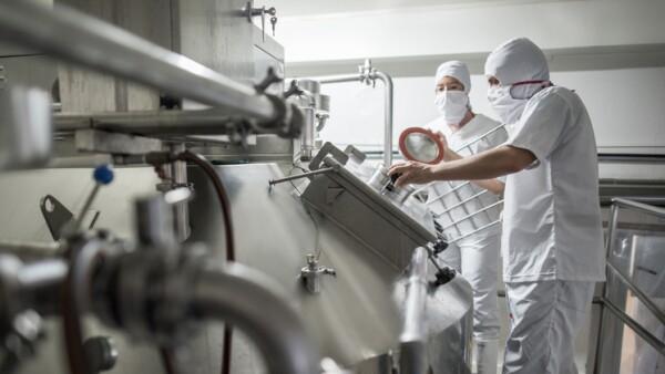 Fábrica de lácteos