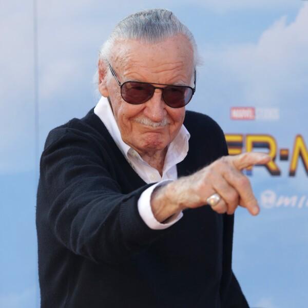 El creador del universo Marvel murió a los 95 años.