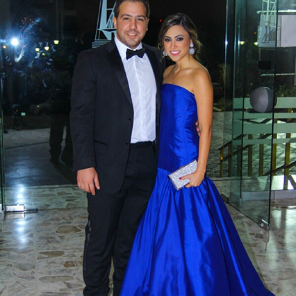 Mario González y Fernanda Sada