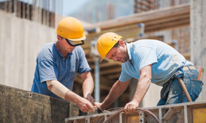 El gasto en construcción de Estados Unidos se ha incrementado durante ocho meses consecutivos. (Foto: shutterstock)