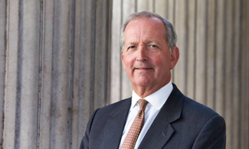 Allan Yarrow, Lord Mayor de la City of London, destacó las reformas hechas en México. (Foto: Tomada de facebook.com/CityofLondonCorp )