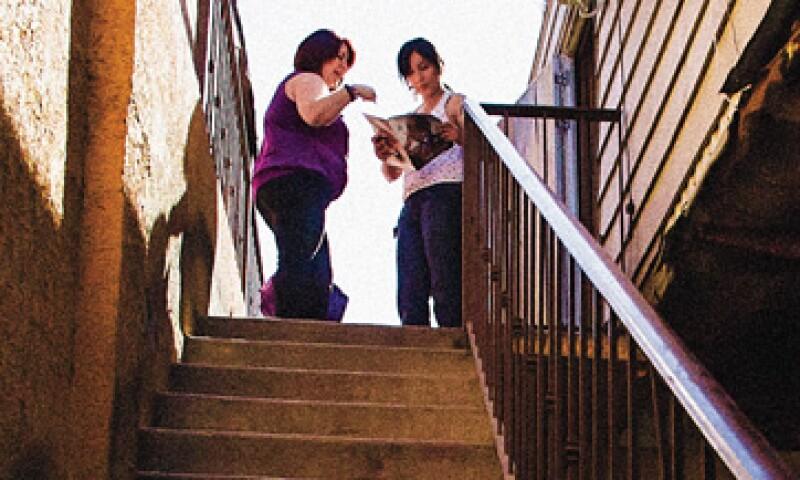 De los 2.2 millones de mexicanos que se dedican a la venta por catálogo, 91% son mujeres. (Foto: David Josué / Expansión)