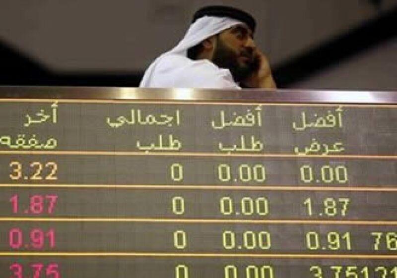 Algunos países emergentes podrían salir bien librados de los efectos de la crisis en Dubái.  (Foto: Reuters)