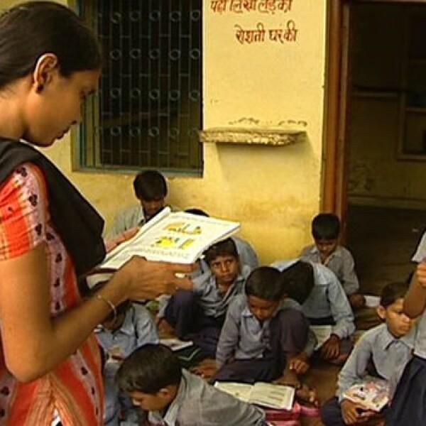 Proyecto Libertad - India