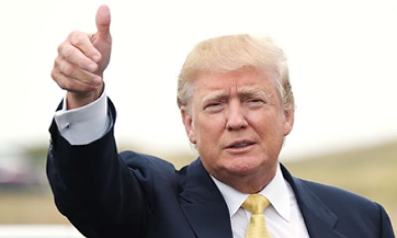 Donald Trump dijo que durante el Gobierno de Barack Obama han llegado muchos más inmigrantes ilegales. (Foto: Archivo )