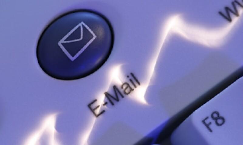 Las compañías pueden recibir alertas de proveedores de correo electrónico cada vez que se usa el nombre de su dominio en un mensaje falso. (Foto: Thinkstock)