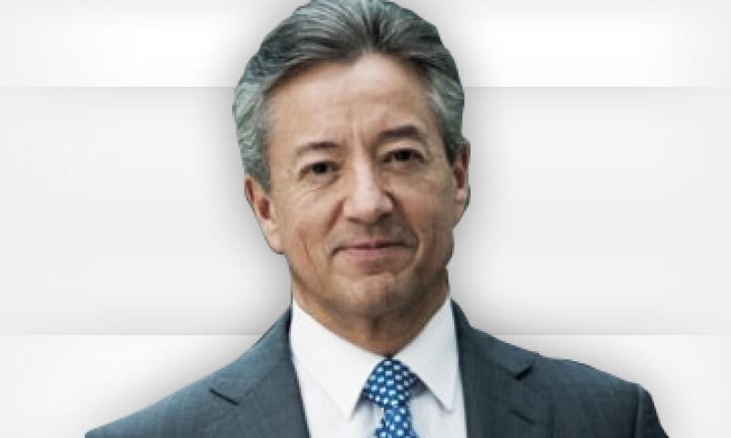 El banquero Manuel Medina Mora tiene una licenciatura en Administración de Empresas por la Universidad Iberoamericana.  (Foto: Especial)