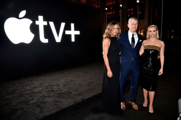 """Apple TV+'s """"The Morning Show"""" World Premiere"""