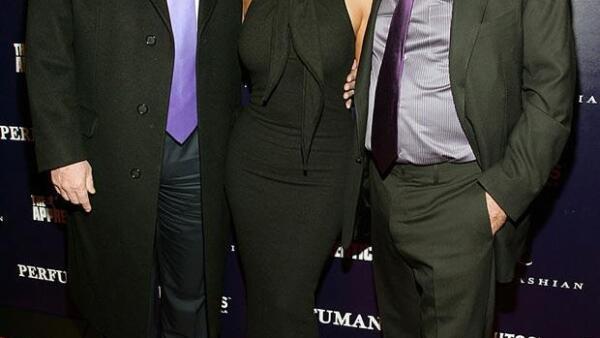 Trump y Kim Kardashian