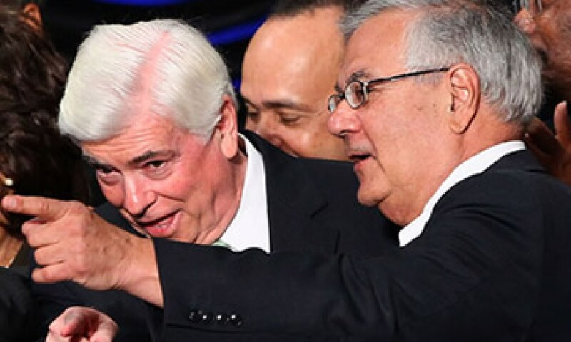 La ley de Barney Frank y Christopher Dodd asegura que no se repitan los rescates a grandes bancos de EU. (Foto: Cortesía CNNMoney)