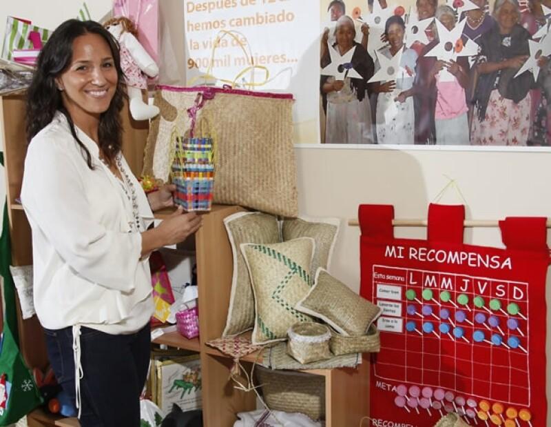 """""""En Puebla estamos en cinco comunidades diferentes y solo en una los miércoles se atienden a más de 150 mujeres""""."""