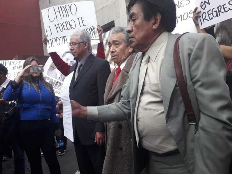Abogados del Chapo