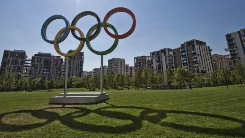 olímpicos, villa, verde