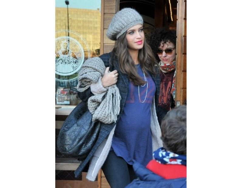 Sara Carbonero ha preparado hasta el último detalle para la llegada de su bebé.