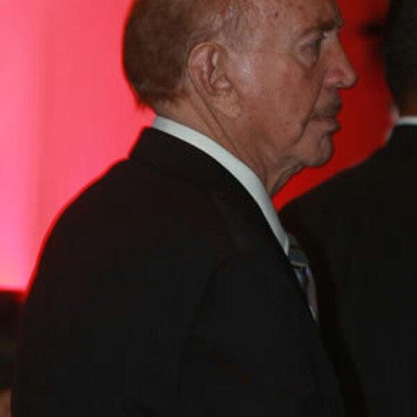 El fundador de Radio Fórmula, Rogelio Azcárraga
