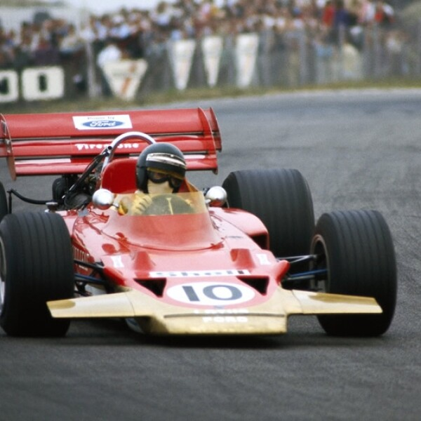 Lotus 72 automovilismo