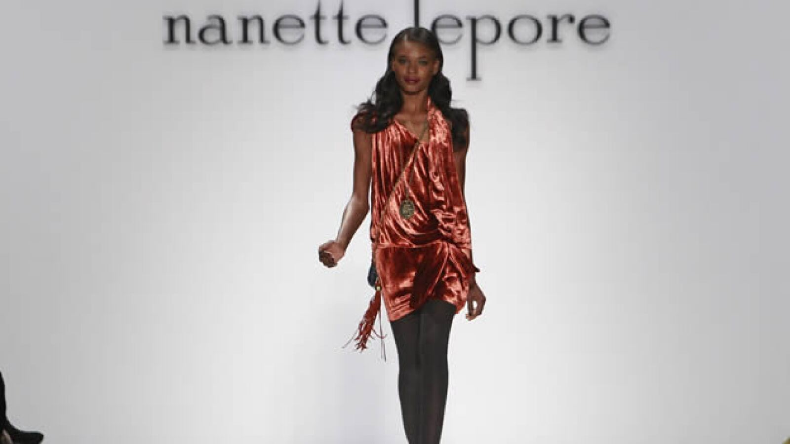 Nanette lepore fashion weeb nueva york