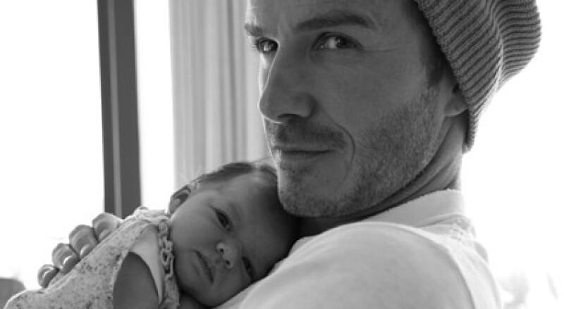 David Beckham es un excelente padre y por ello ayuda a Victoria en estos difíciles momentos.