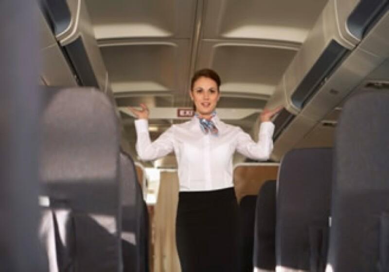 Las empleadas de la aerolínea española idearon una particular forma de reclamar sus derechos laborales. (Foto: Jupiter Images)
