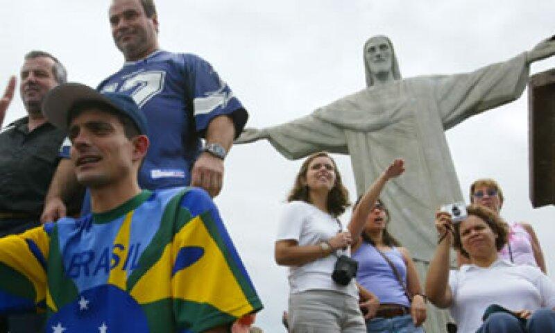 La economía brasileña ya da señales de aceleración en el segundo semestre. (Foto: AP)