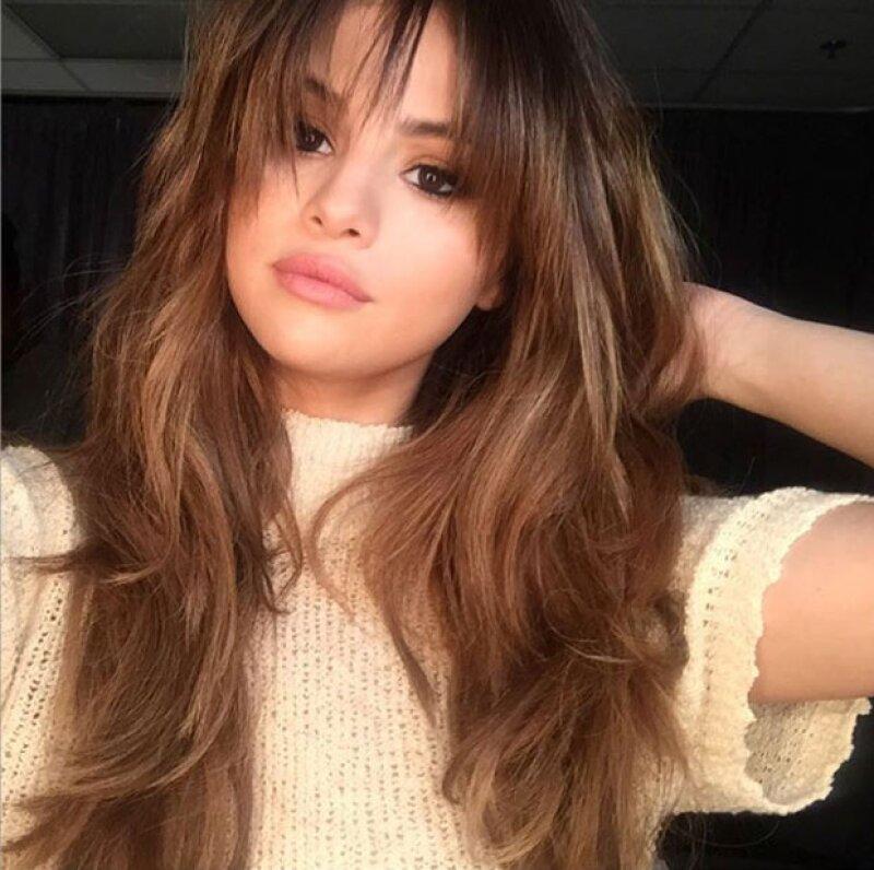 Selena cambió de look para su gira Revival.