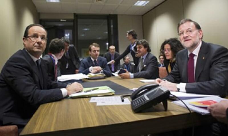 Las negociaciones entre los líderes de la UE podría retomarse a principios del póximo año, de acuerdo con diplomáticos. (Foto: Reuters)