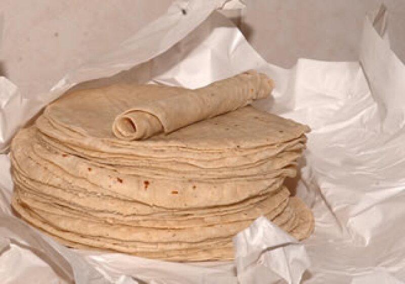 Los productores de tortilla buscarán ua solución ante el aumento de los energéticos. (Foto: Notimex)