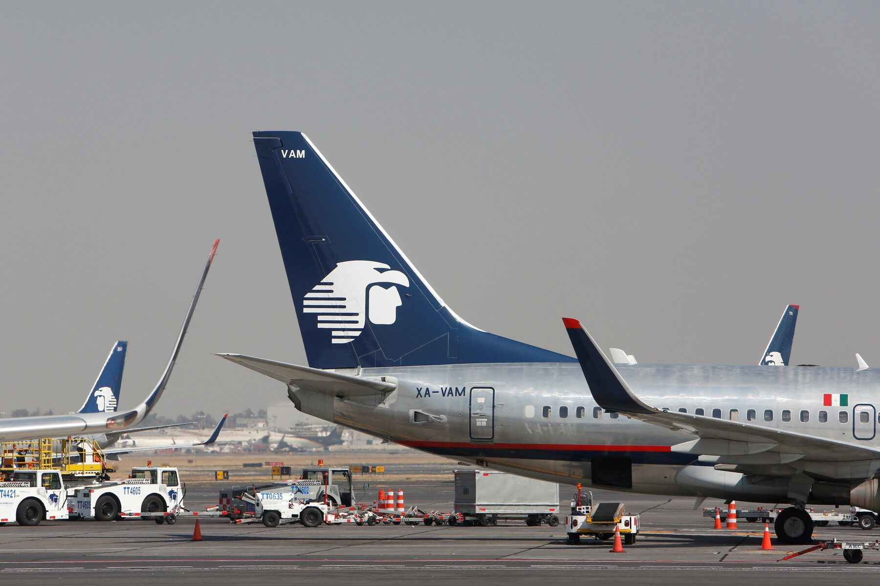 Aeroméxico avión