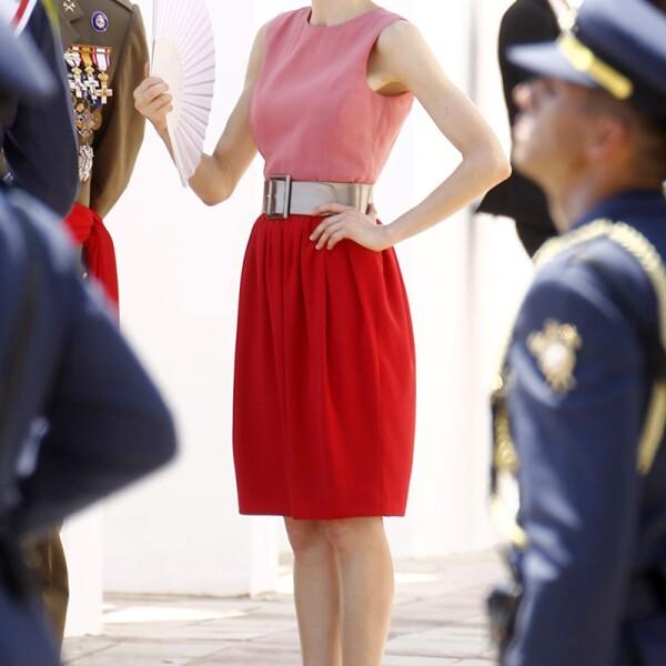 Air Force General Academy Graduation Ceremony in San Javier, Murcia, Spain - 14 Jul 2015