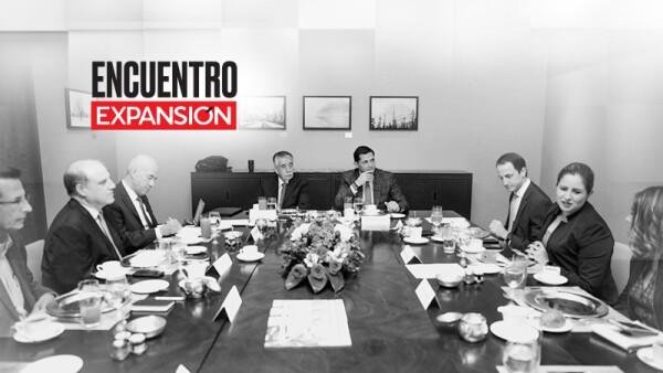 Encuentro Expansión: Salud / media principal Especial