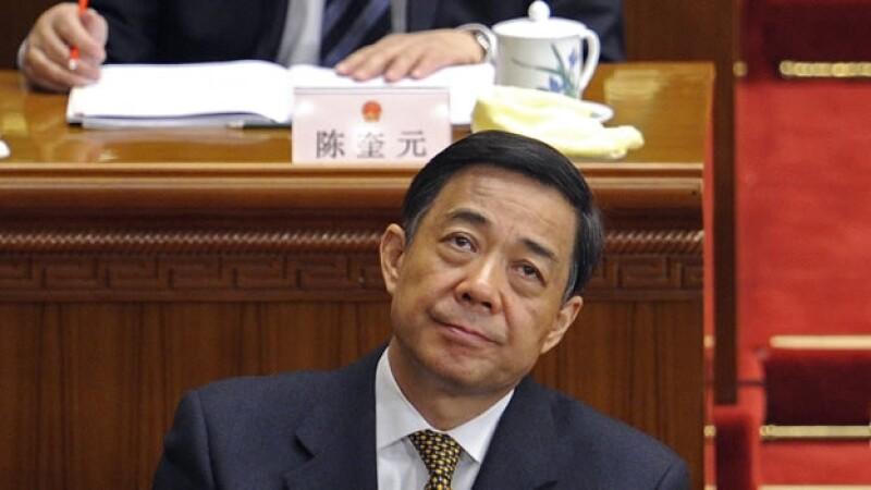Bo Xilai atiende juicio en su contra