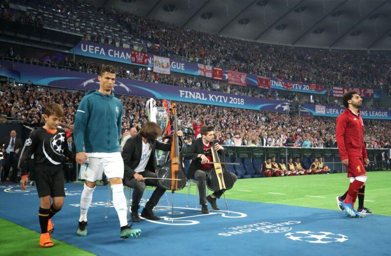 Puskas 2018 Messi Salah Cristiano Ronaldo
