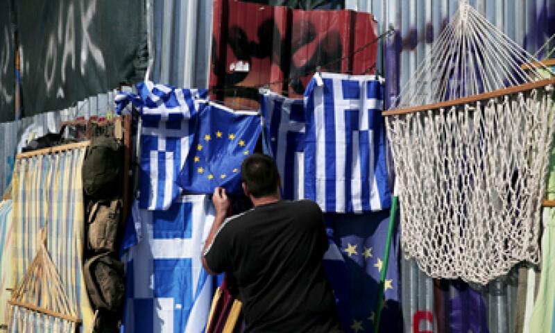 Grecia debe aprobar medidas antes del 15 de julio que incluyan una simplificación del IVA. (Foto: Reuters )