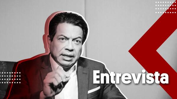 """""""Sí es posible hacer política con menos dinero"""": Mario Delgado"""
