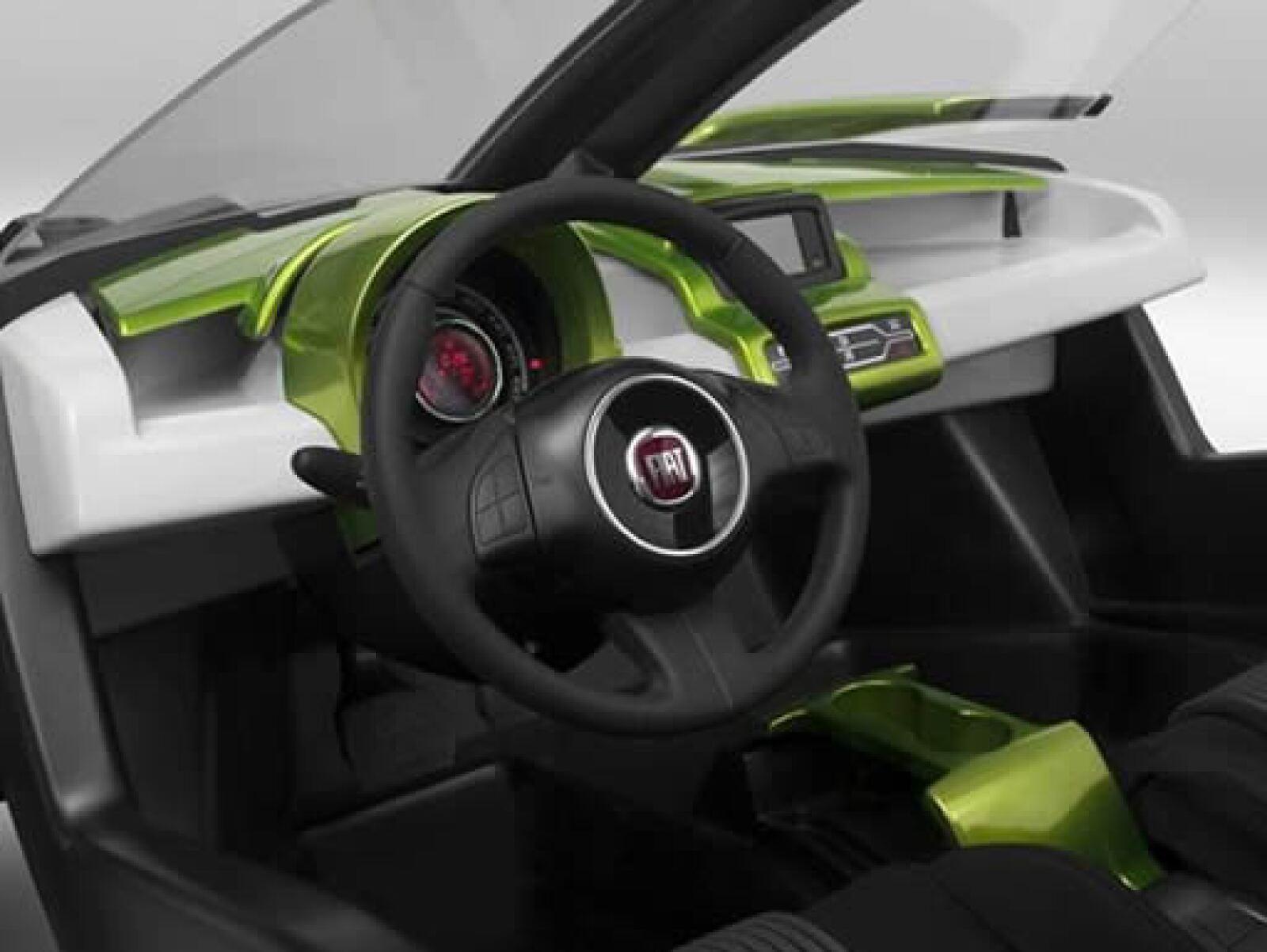 El FCC II fue totalmente desarrollado en el Polo de Desarrollo Giovanni Agnelli de Fiat Auto América Latina, en Betim, Brasil.
