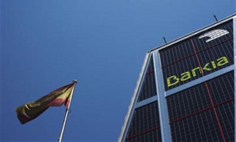 Bankia recibirá 17,960 mdd de la ayuda de Europa.  (Foto: Reuters)