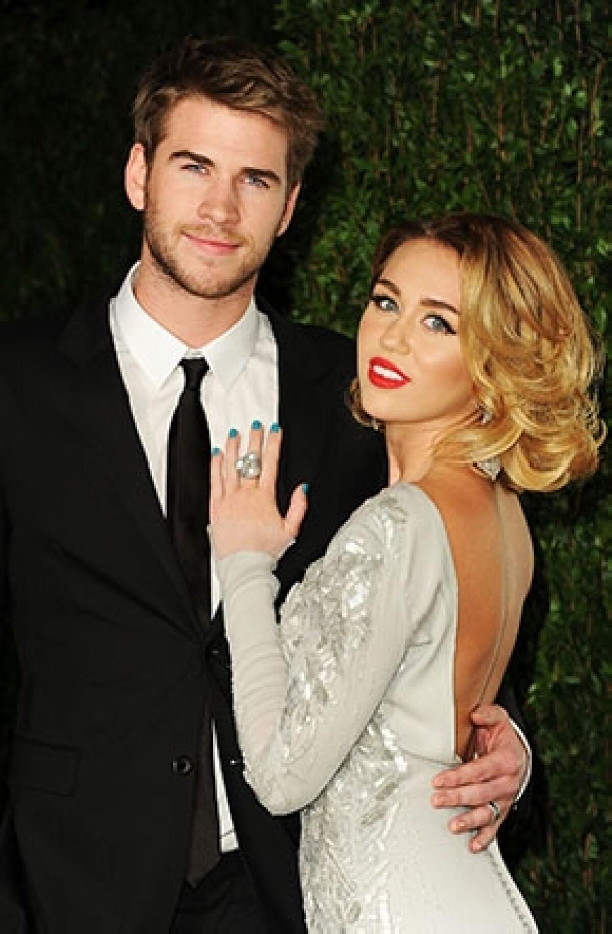 Miley Cyrus deja de seguir a su prometido en Twitter